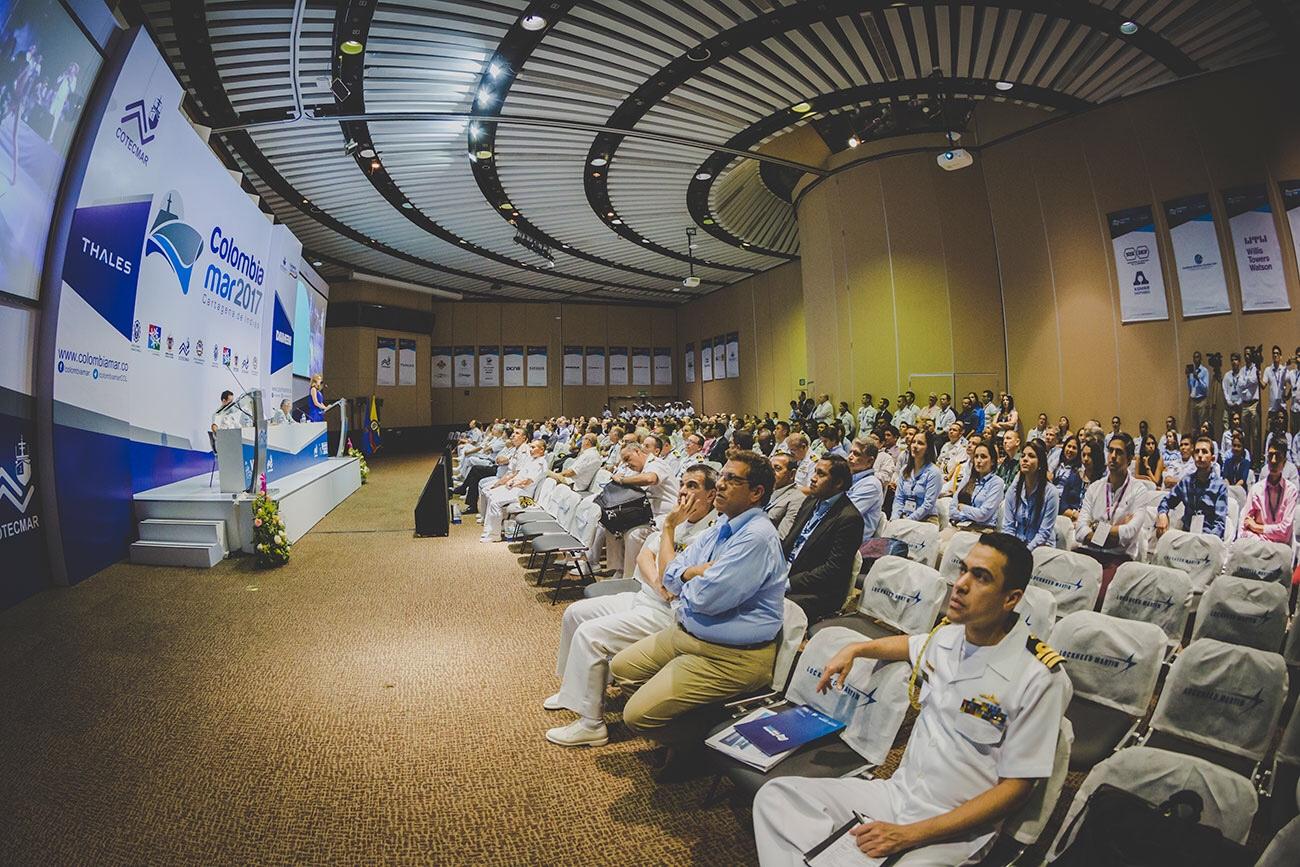 BMT viaja a Cartagena de Indias para participar en Colombiamar 2019