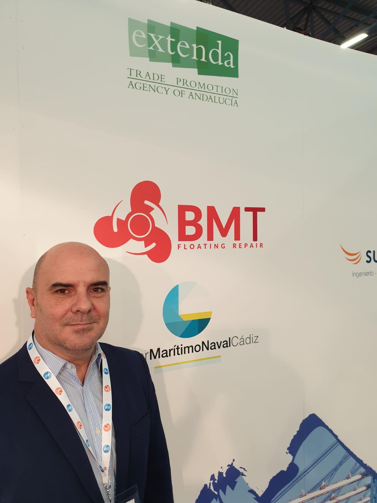 BMT asiste en Italia a la SEATEC 2019