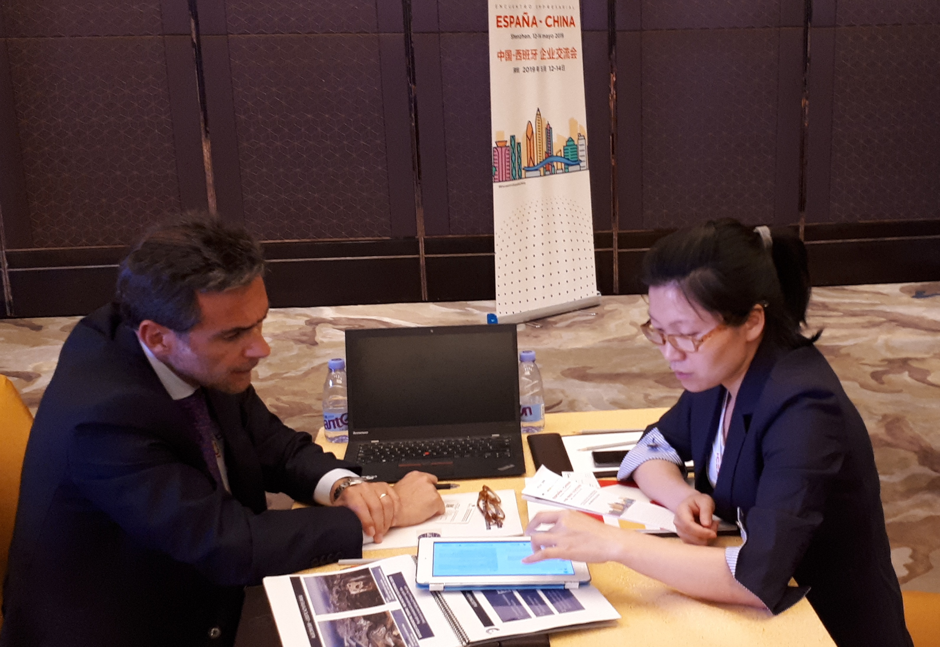 Encuentros B2B España-China 2
