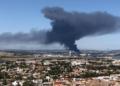 Incendido Indorama