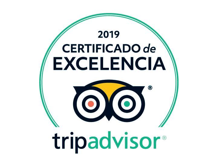 Hotel Alborán repite Certificado de Excelencia