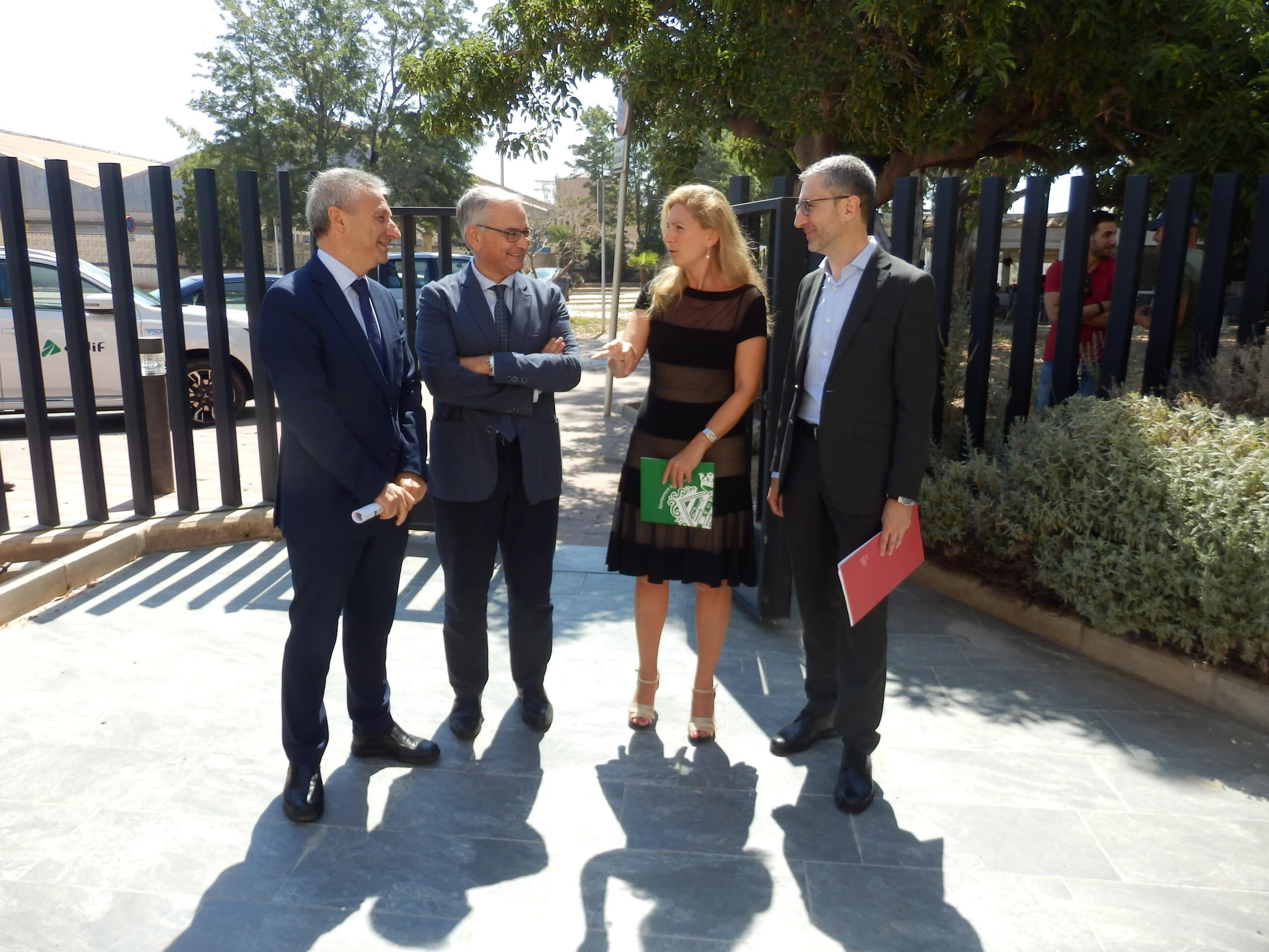Los puertos del arco mediterráneo se unen en defensa del corredor