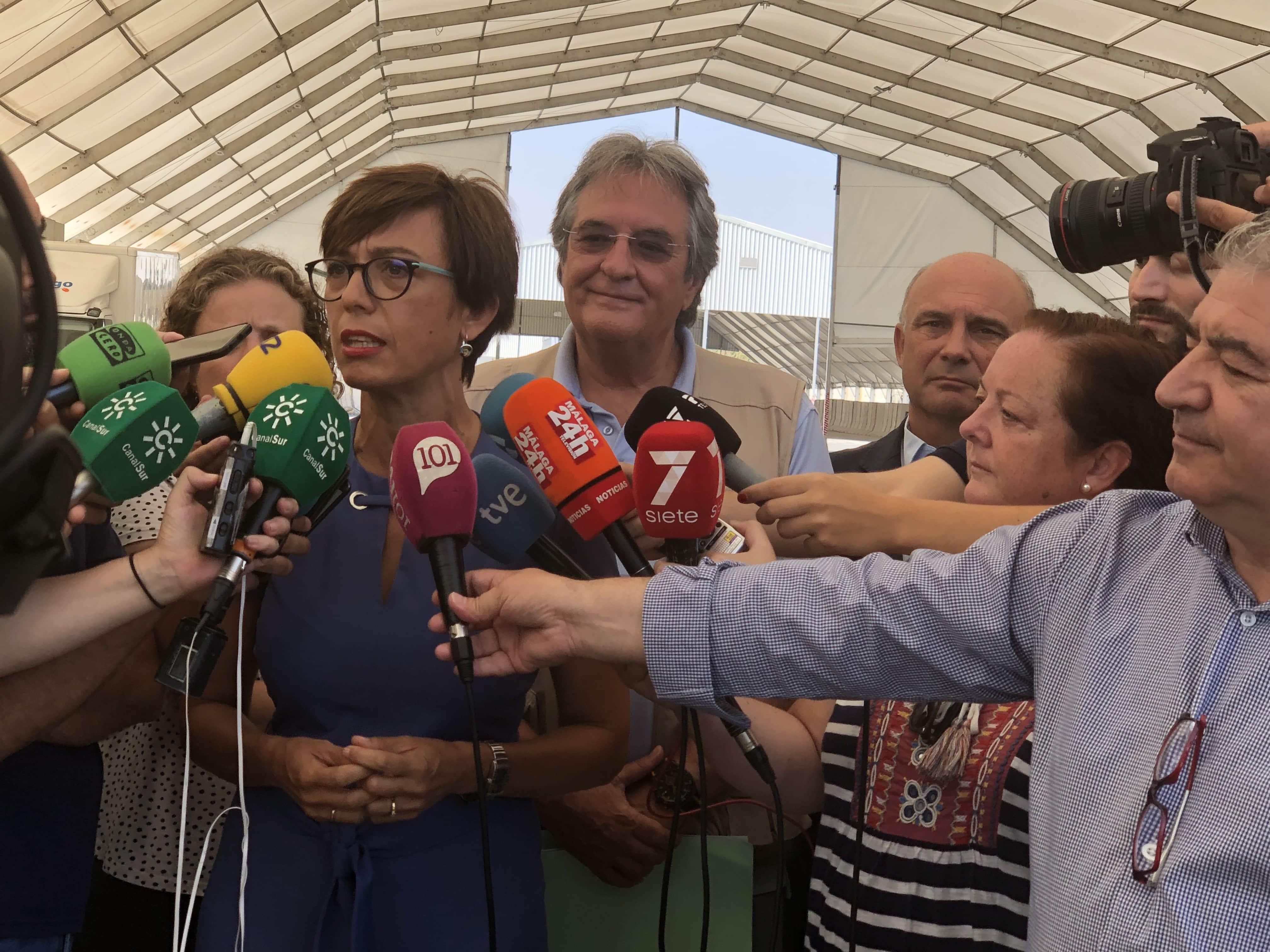 """La """"fluidez"""" y la """"buena coordinación"""" entre organismos, claves del arranque de la OPE en Málaga"""