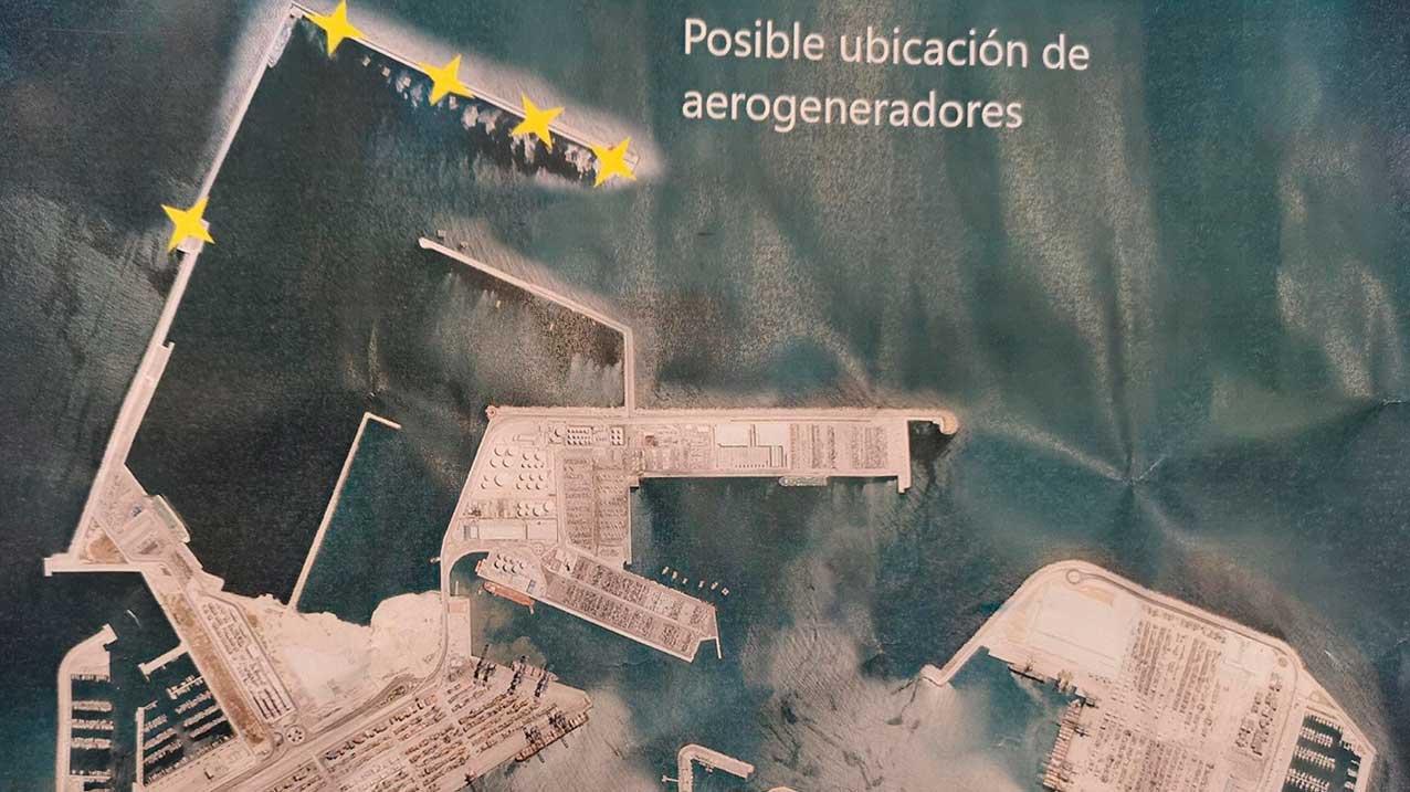 La Autoridad Portuaria de Valencia construirá una subestación eléctrica para que los buques paren sus motores durante sus escalas