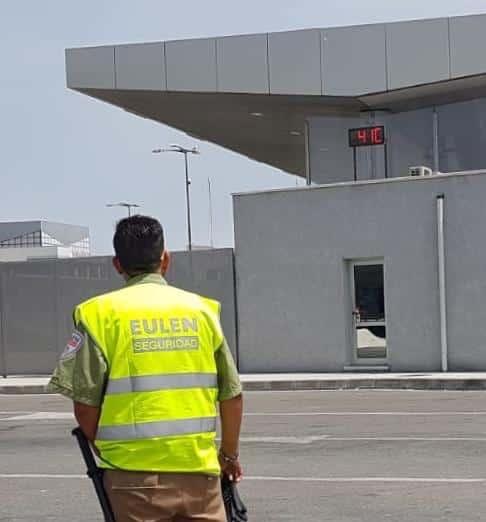 Coordinadora TPA se hace eco de las quejas de los trabajadores de la seguridad privada del puerto