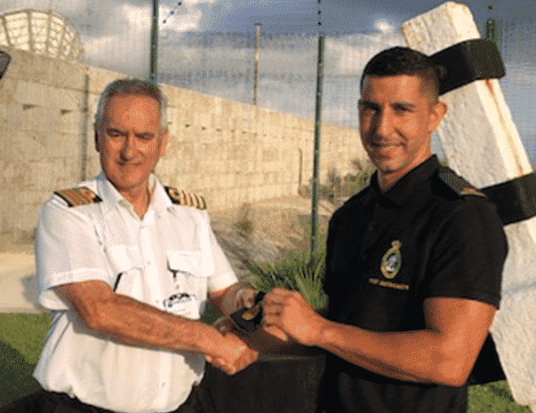Nuevo personal para la Autoridad Portuaria de Gibraltar