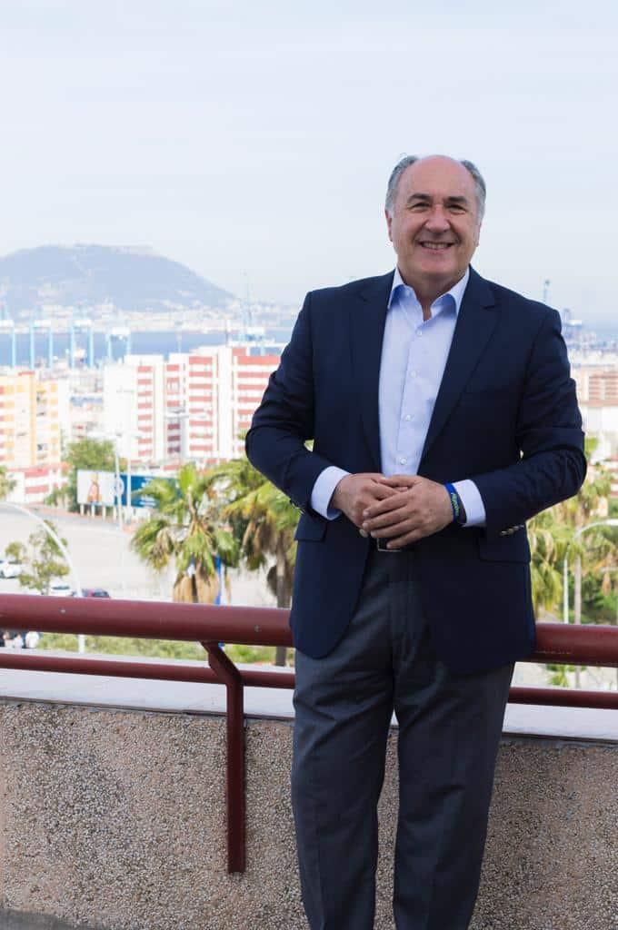 El alcalde de Algeciras envía una nueva carta al ministro de Fomento