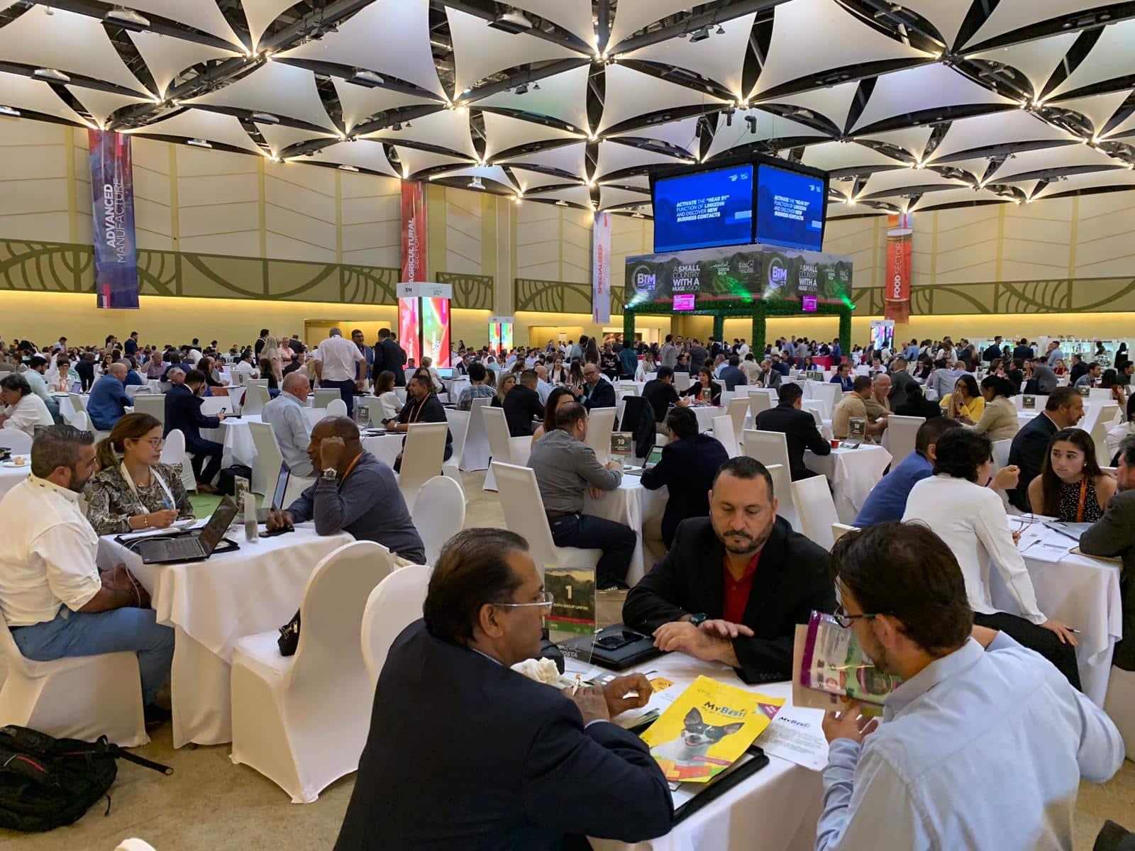 La embajadora de España en Costa Rica destaca la participación de Algeciras en la BTM 2019