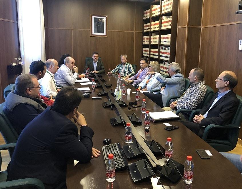 La Autoridad Portuaria de Ceuta realiza las gestiones para implantar el servicio de Levante Sin Papeles (LSP)