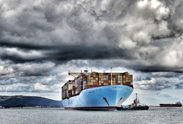Un estibador de Valencia, ganador de la IX edición del concurso fotográfico 'El puerto y el trabajo portuario'