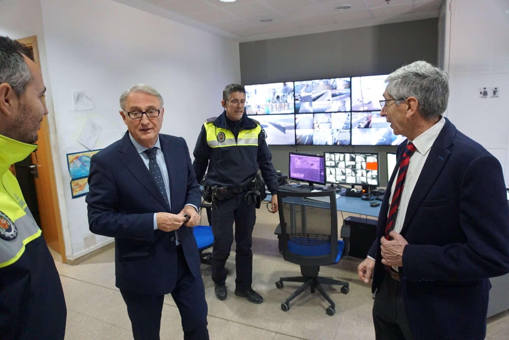 Licitada la redacción del proyecto del nuevo edificio de las Fuerzas de Seguridad del Estado en el Puerto de Almería