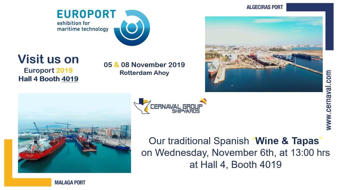 Cernaval contará con stad propio en la Europort Ahoy de Róterdam
