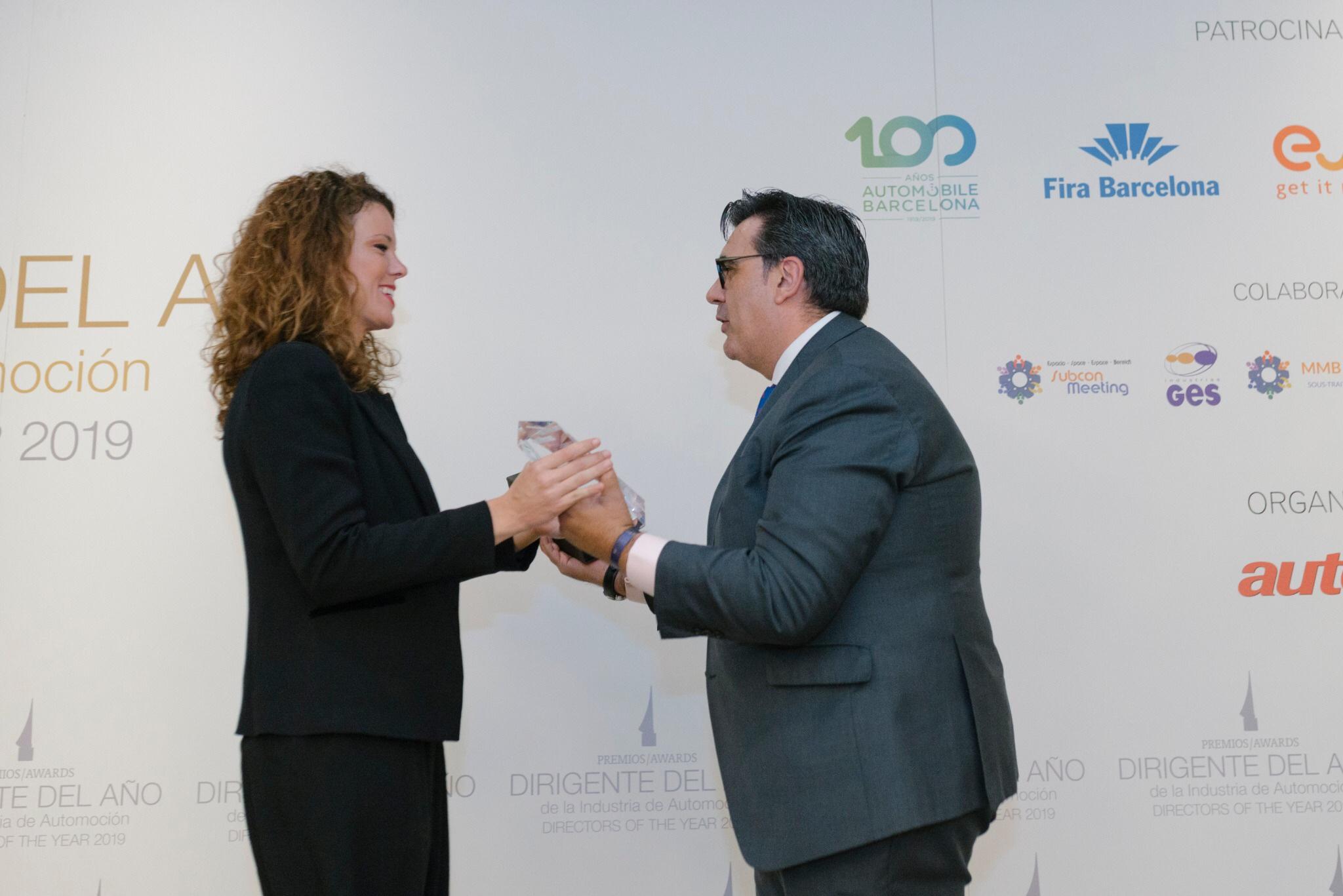 Europea Group patrocina los XXIX Premios Dirigente del Año