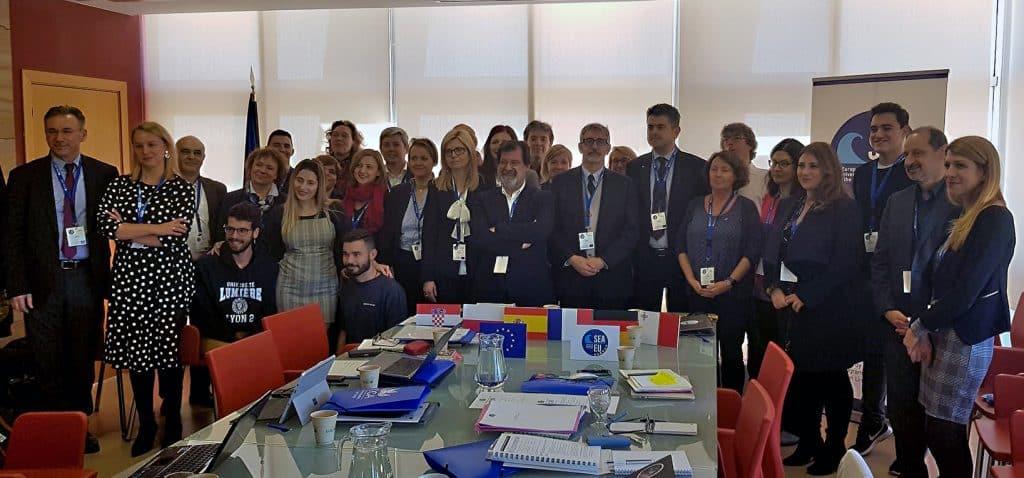 Arranca 'La Universidad Europea de los Mares SEA-EU' en la UCA