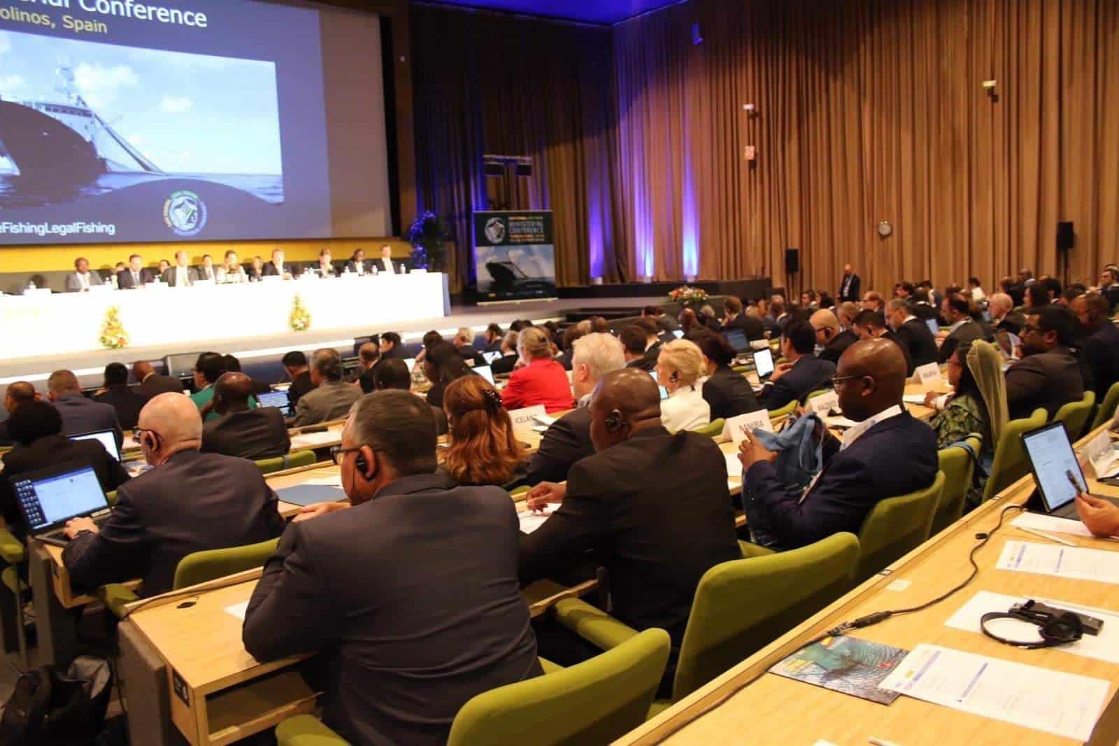 Gran impulso al tratado de la OMI sobre buques pesqueros tras la Conferencia Ministerial de Torremolinos