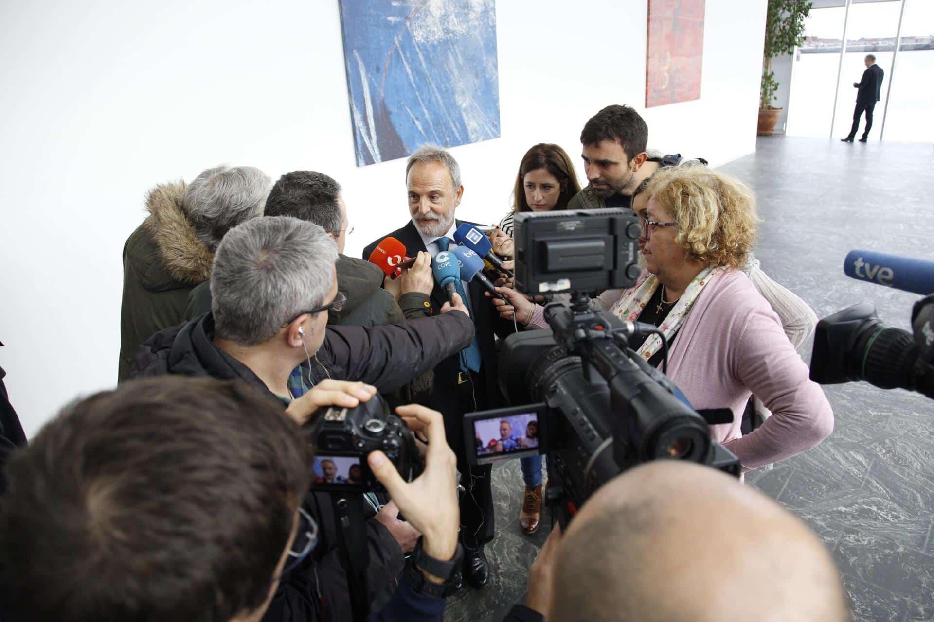 El Puerto de Gijón acoge una conferencia sobre descarbonización y sostenibilidad en el transporte marítimo