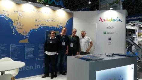 Satisfacción en Marinas de Andalucía tras una nueva experiencia en Düsseldorf