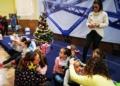 Trabajadores de la Autoridad Portuaria de Almería celebran una fiesta infantil solidaria