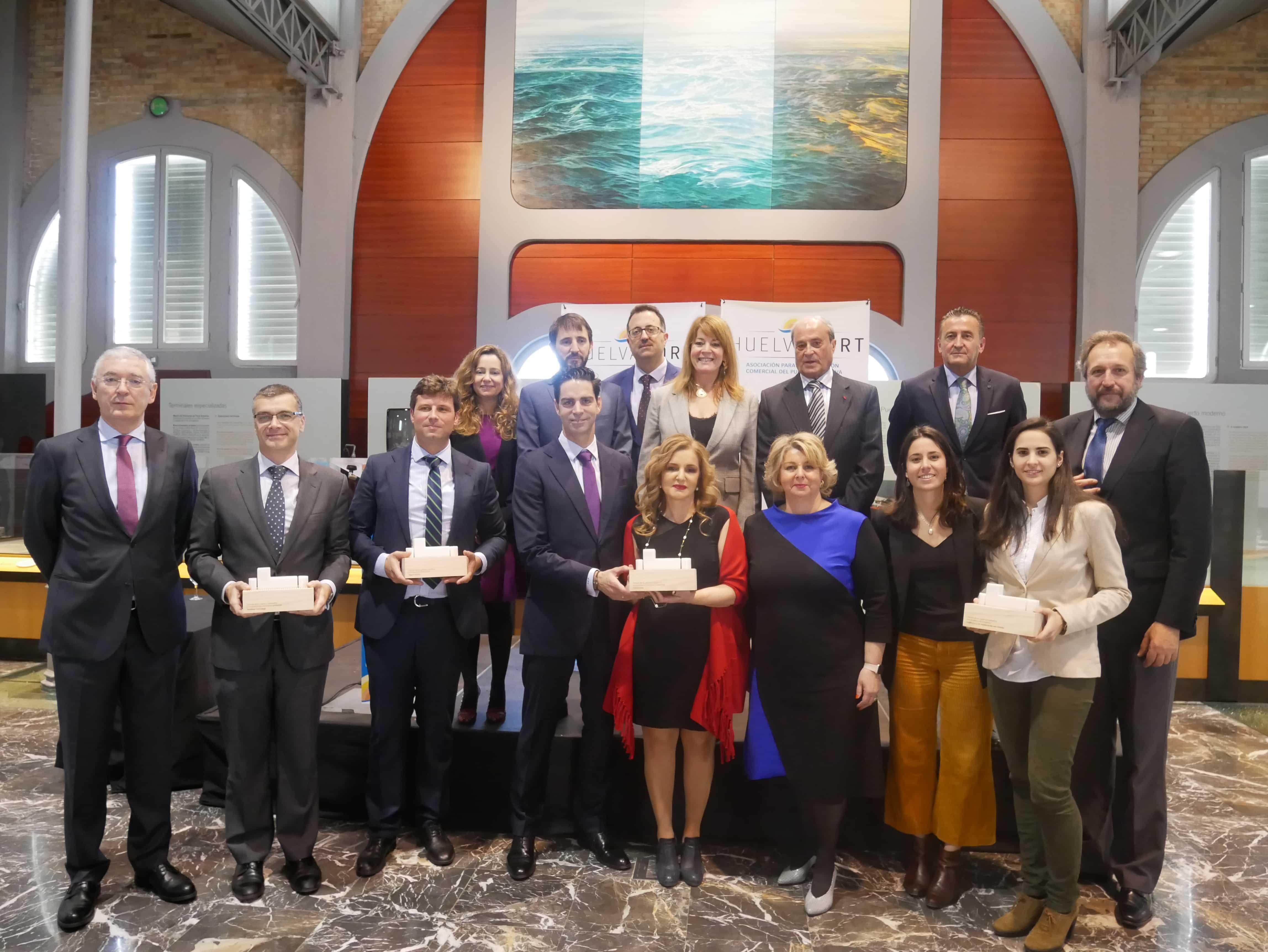 HuelvaPort elige a Antonio Ponce como nuevo presidente de su junta directiva