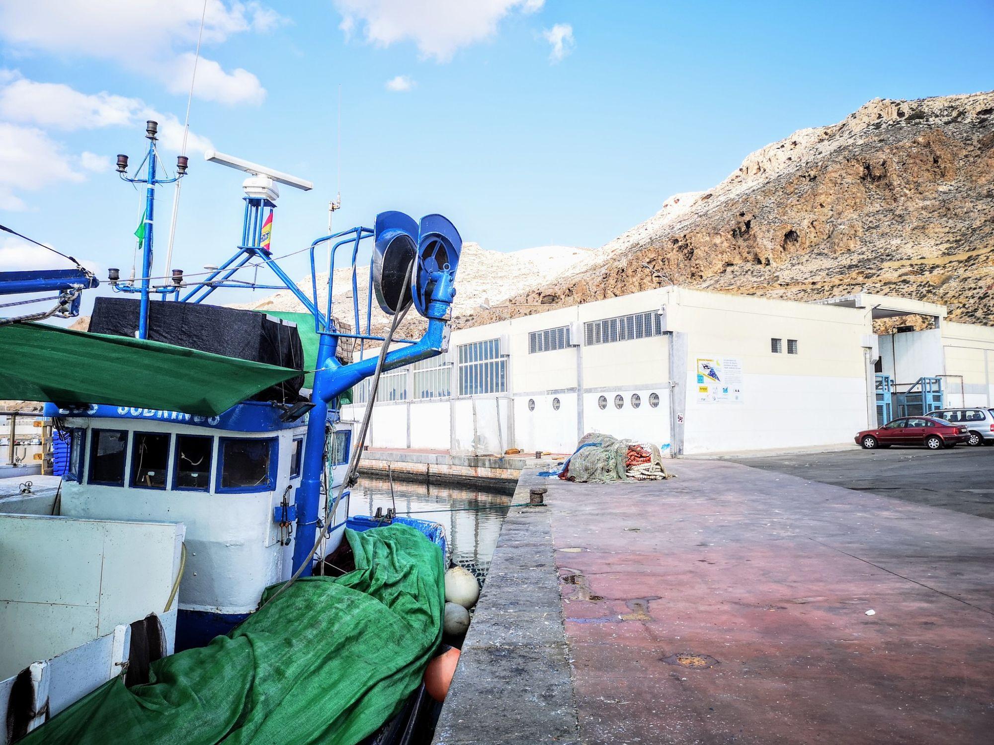 El Puerto de Almería licita la redacción del proyecto del centro de segundas ventas de pescado