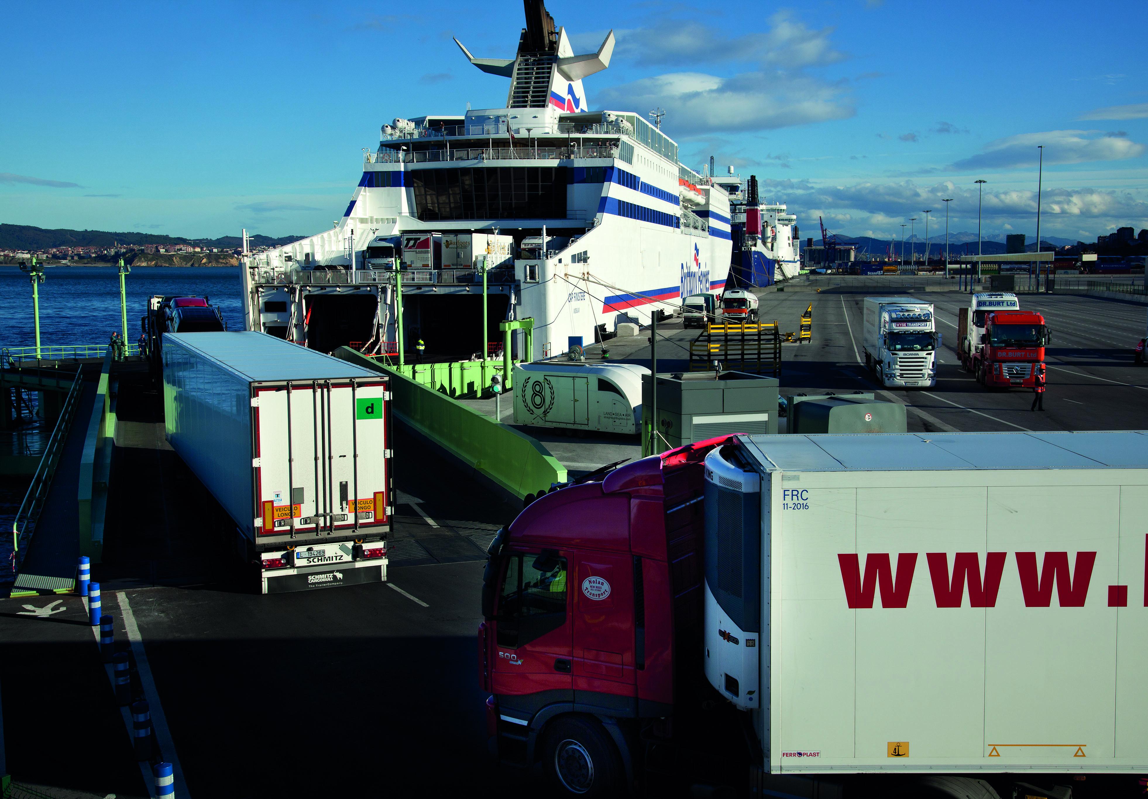 El puerto de Bilbao cierra 2019 con balance similar al anterior