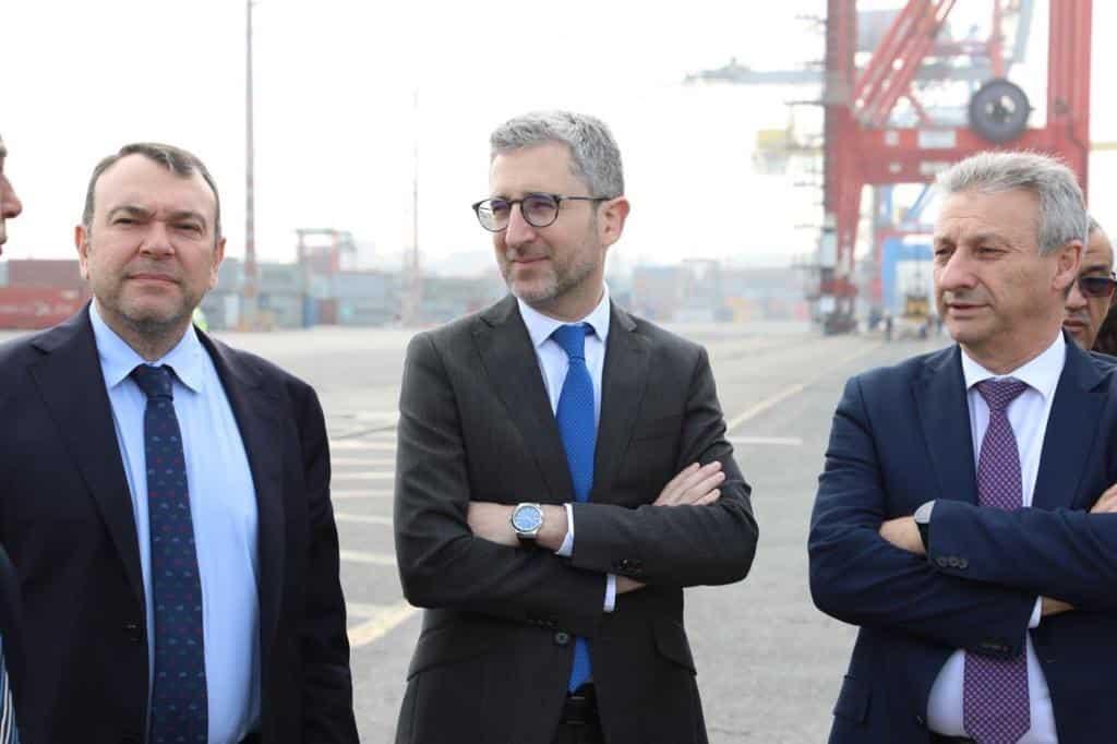 Aumenta un 32,6% el tráfico de mercancías con Marruecos desde el puerto de Castellón