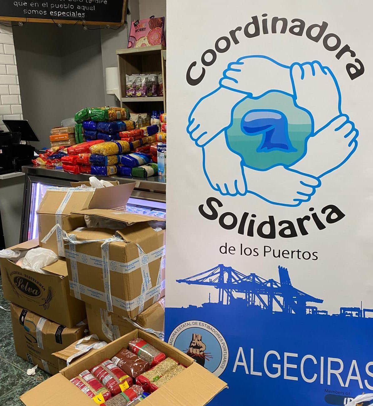 Coordinadora Solidaria destina los alimentos de su I Ruta Motera a los más necesitados