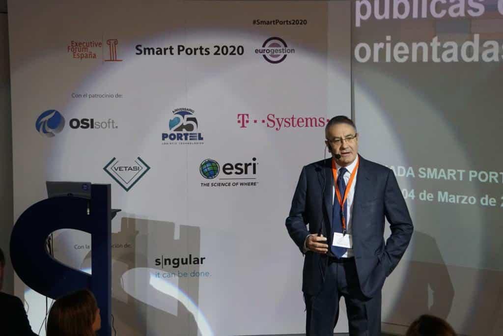 La logística y el transporte marítimo español se citan en Smart Ports