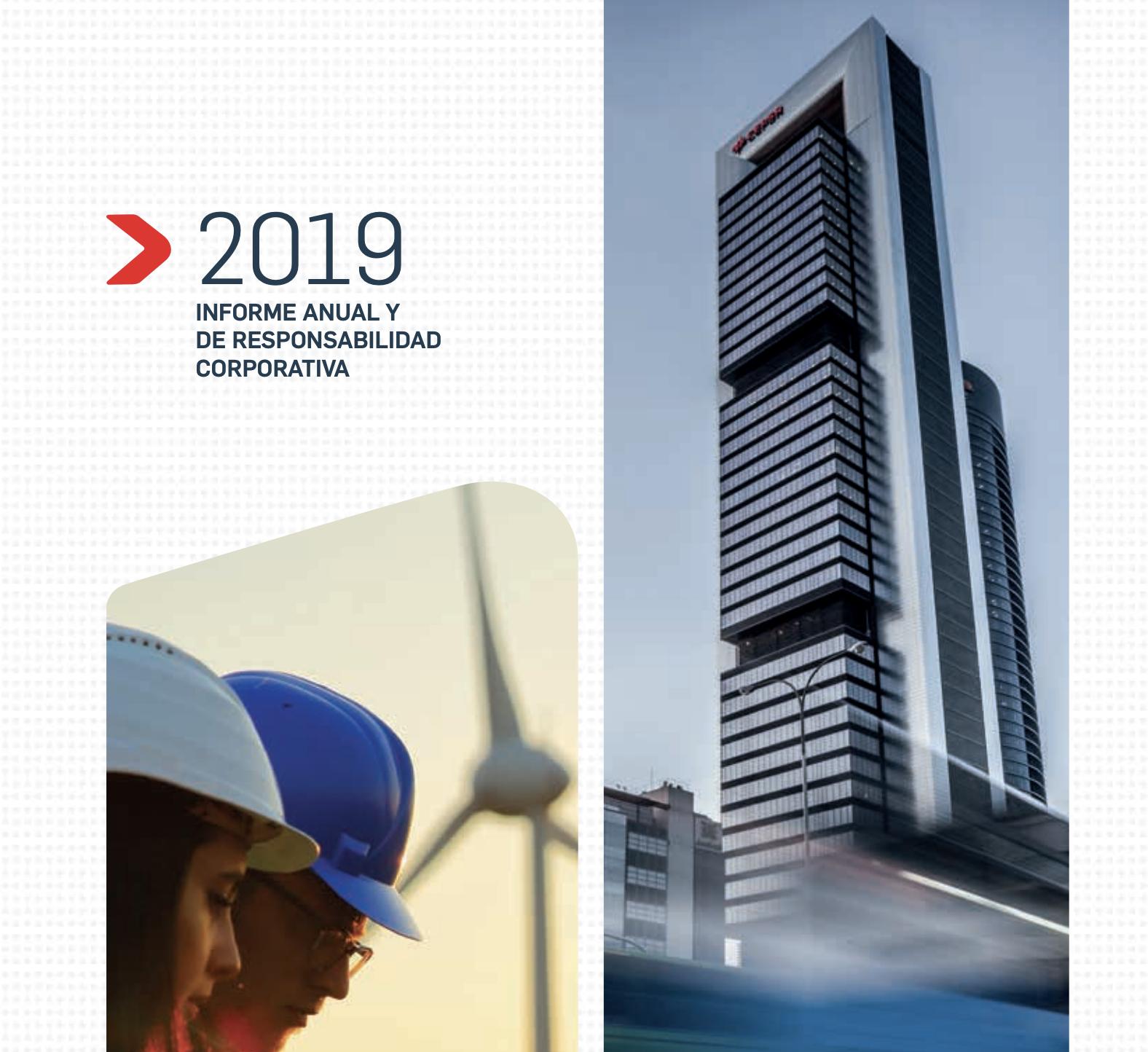 Cepsa recopila sus actividades más relevantes de 2019 en su Informe Anual y de Responsabilidad Corporativa