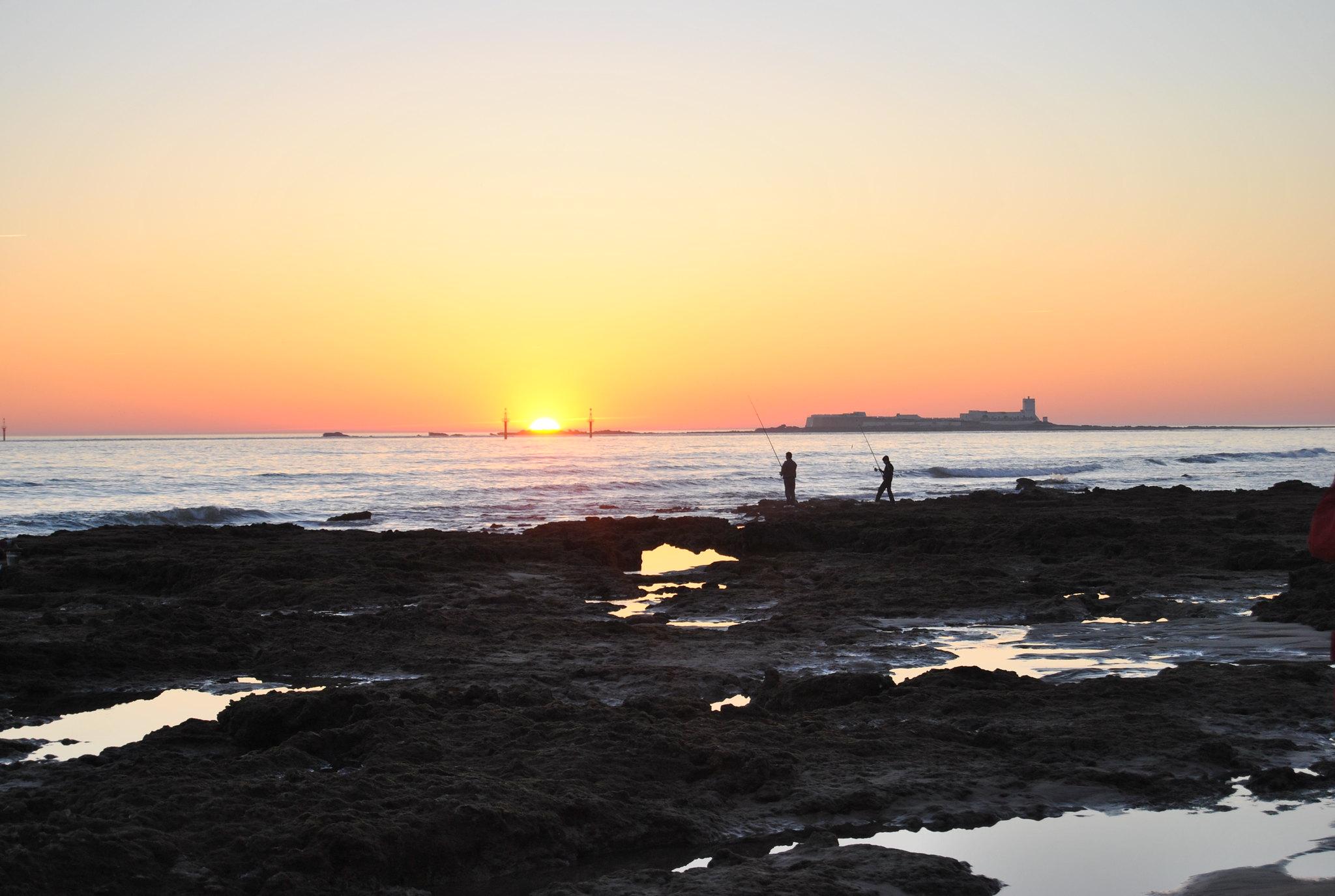 Diputación colabora con CEI·Mar en el estudio sobre las playas del litoral gaditano