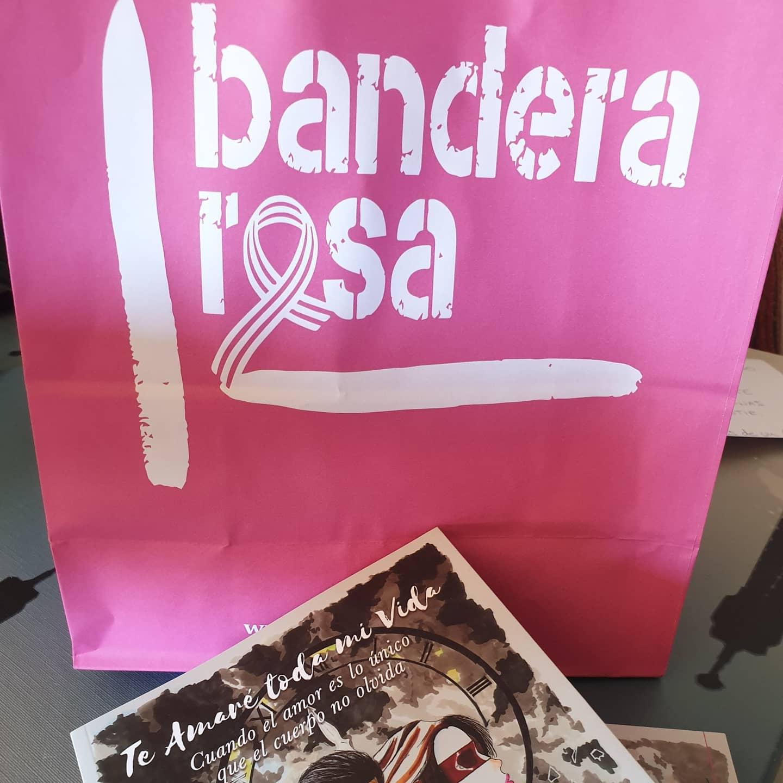 La venta de la novela del estibador Nico Sánchez reporta 4.500 euros para Bandera Rosa