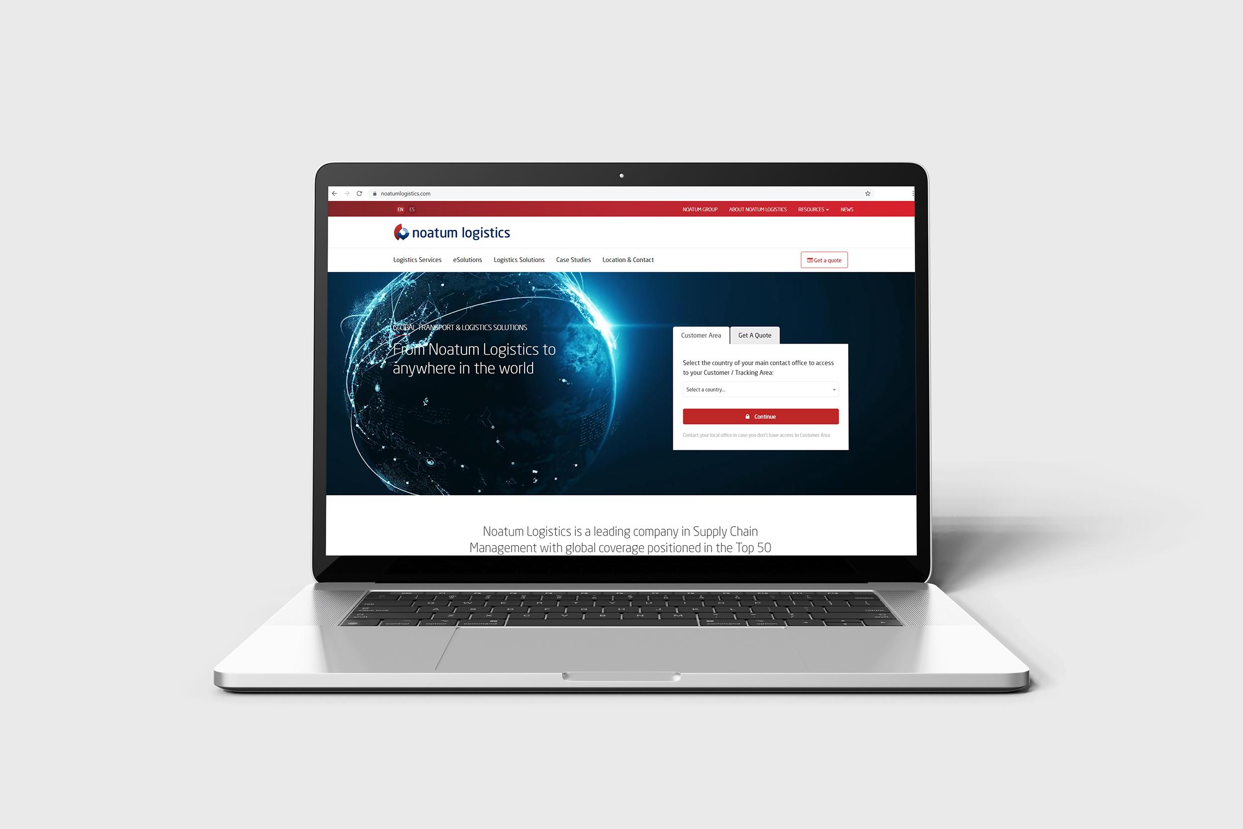 Noatum ha iniciado el proceso de renovación de su estrategia digital