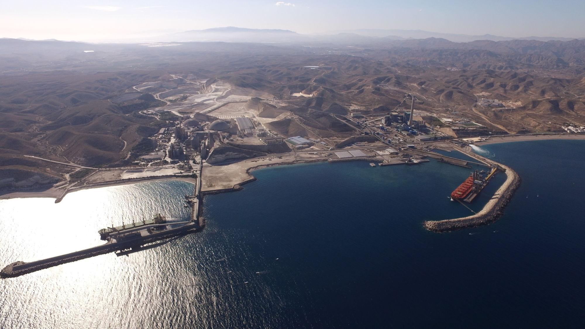 La Autoridad Portuaria de Almería prevé obras por valor de 50 millones de euros hasta 2024