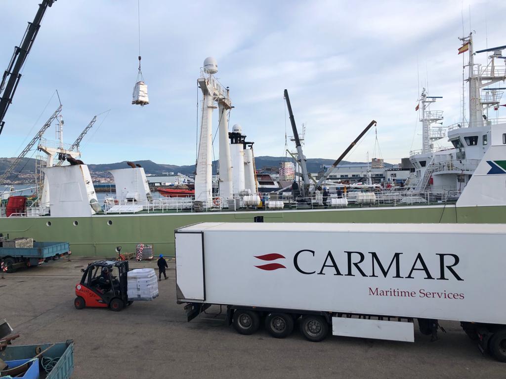 Carmar Maritime Services pone en marcha el nuevo almacén y oficinas de Algeciras