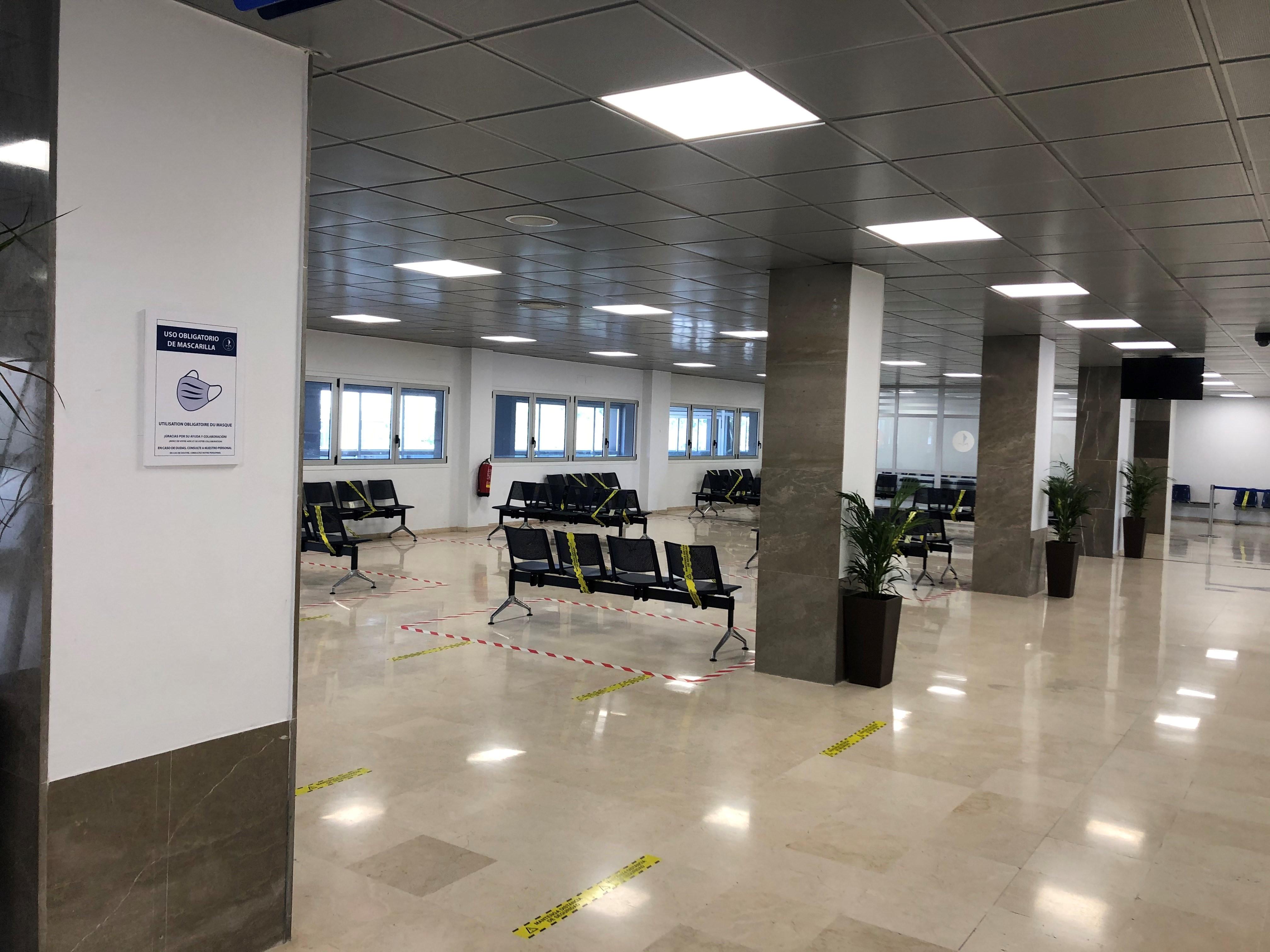 La estación marítima de Málaga obtiene un certificado internacional de seguridad en medidas anti COVID