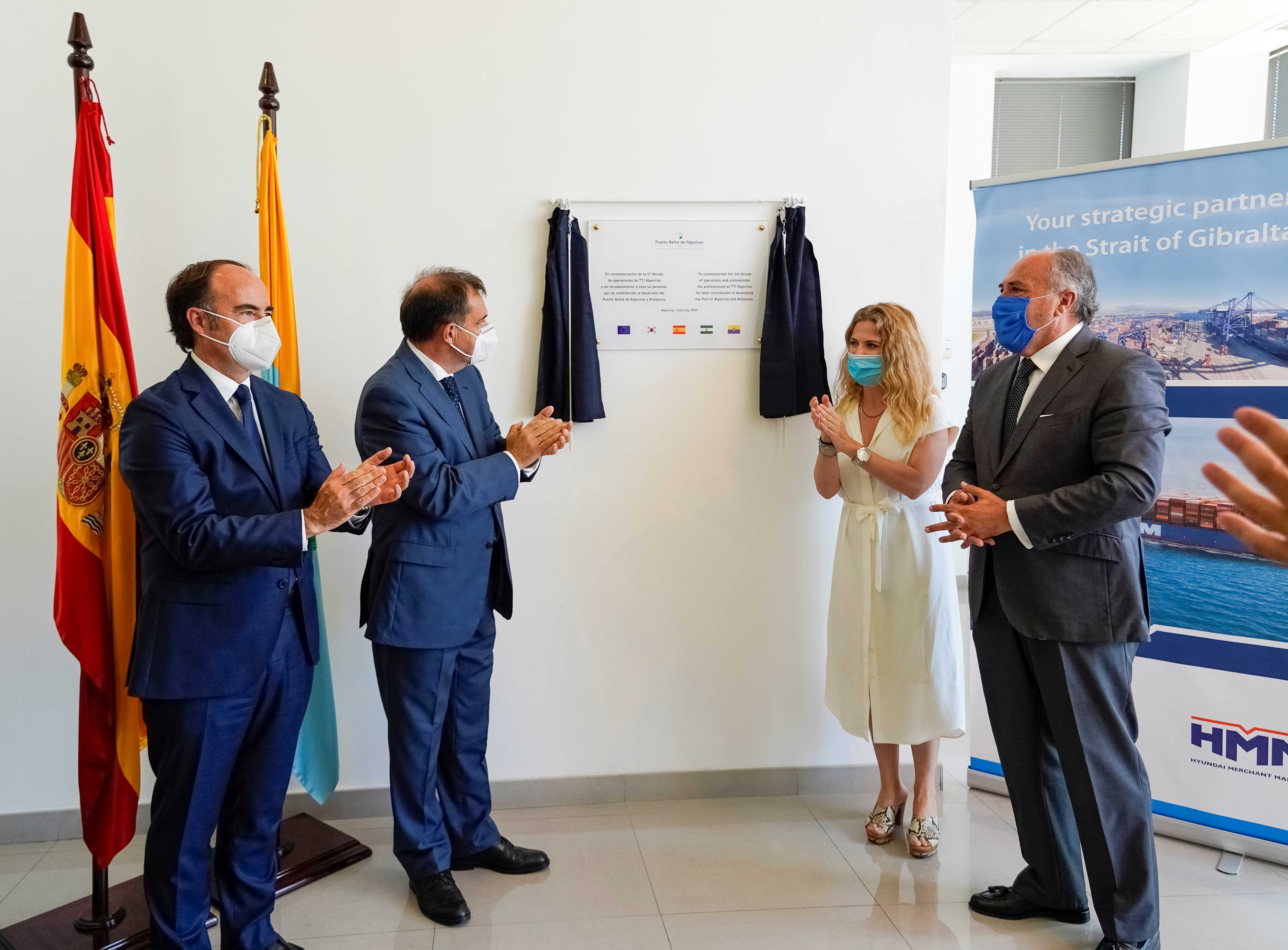 TTI Algeciras celebra su décimo aniversario