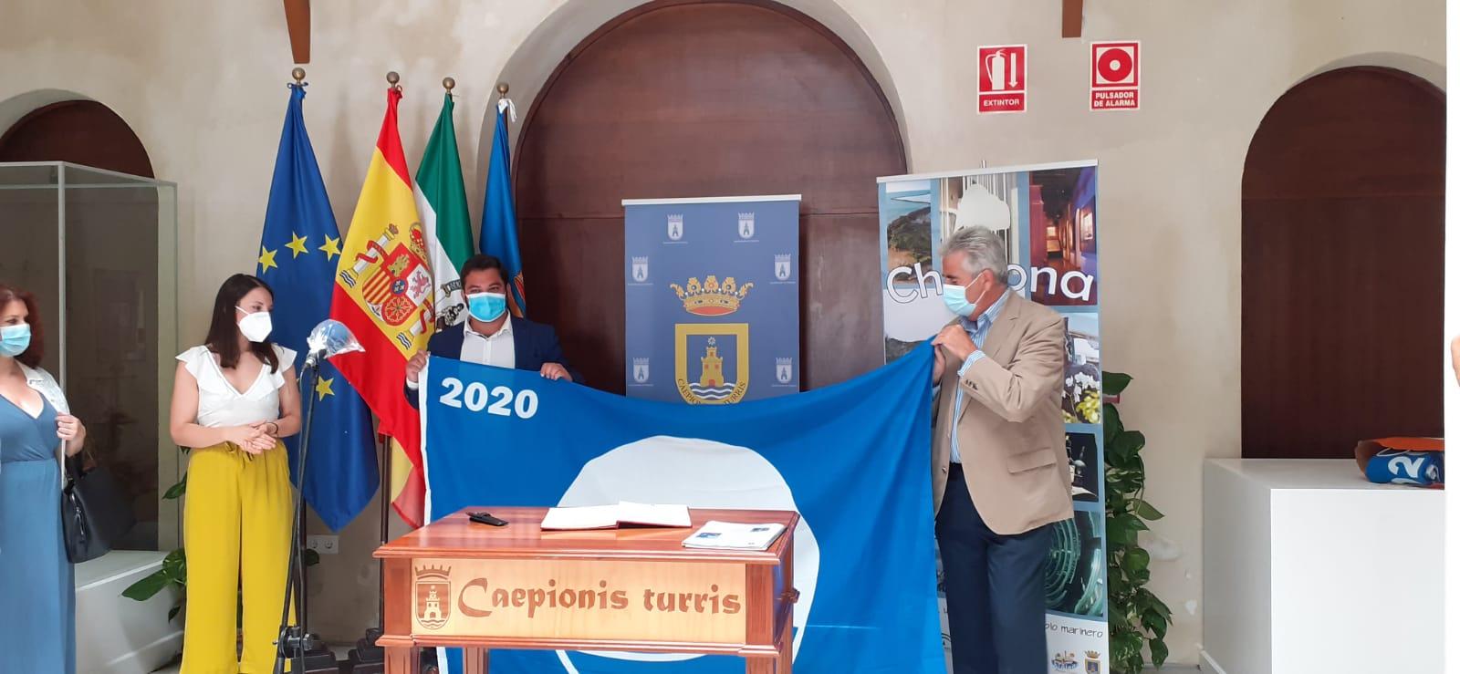 El aumento de banderas azules consolida la calidad del litoral gaditano