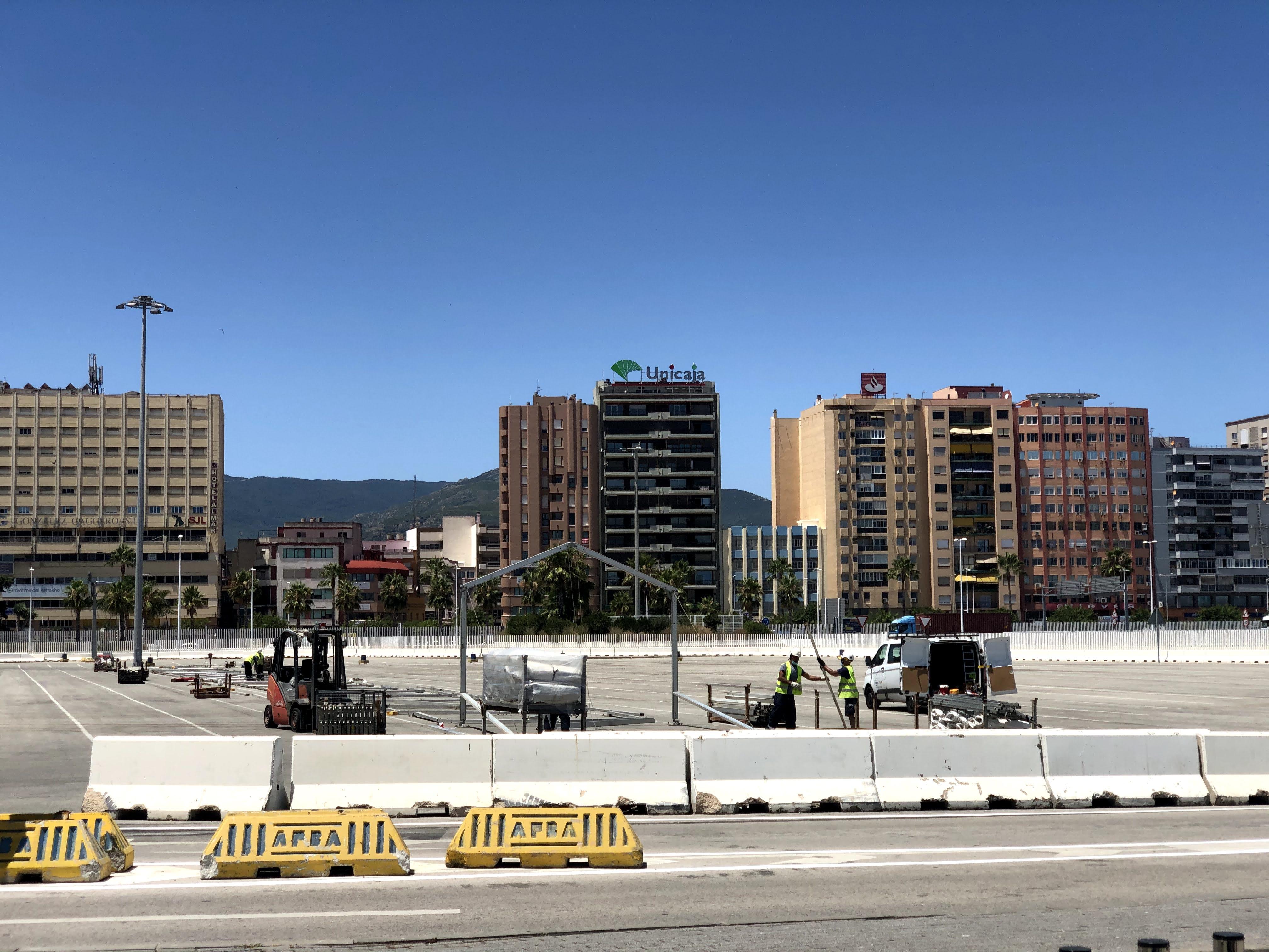 El puerto de Algeciras, en modo OPE a pesar de la incertidumbre sobre su inicio oficial