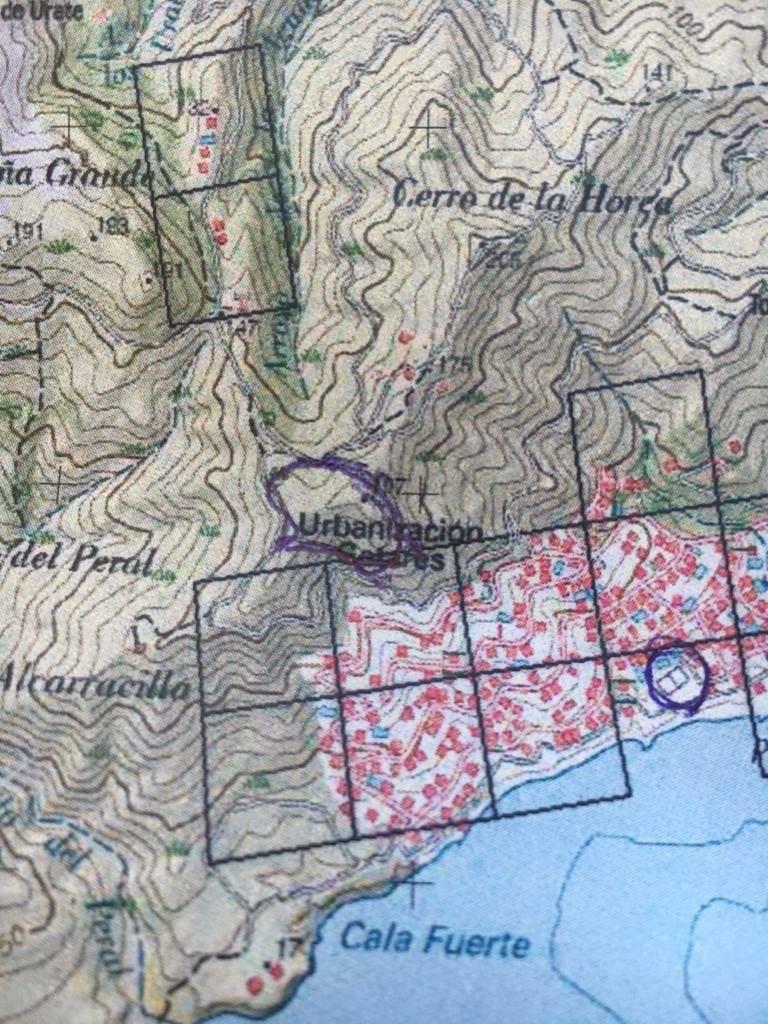 Estabilizado el incendio forestal de Punta Carnero