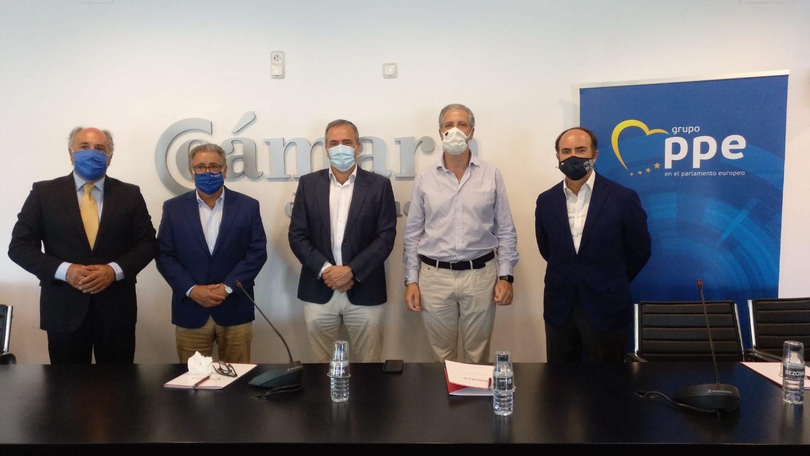 """El PP aboga por crear """"un lobby"""" en el puerto de Algeciras para que defienda """"al Campo de Gibraltar en Europa"""""""