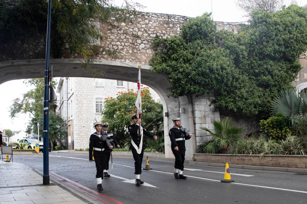 Gibraltar recuerda la batalla de Trafalgar