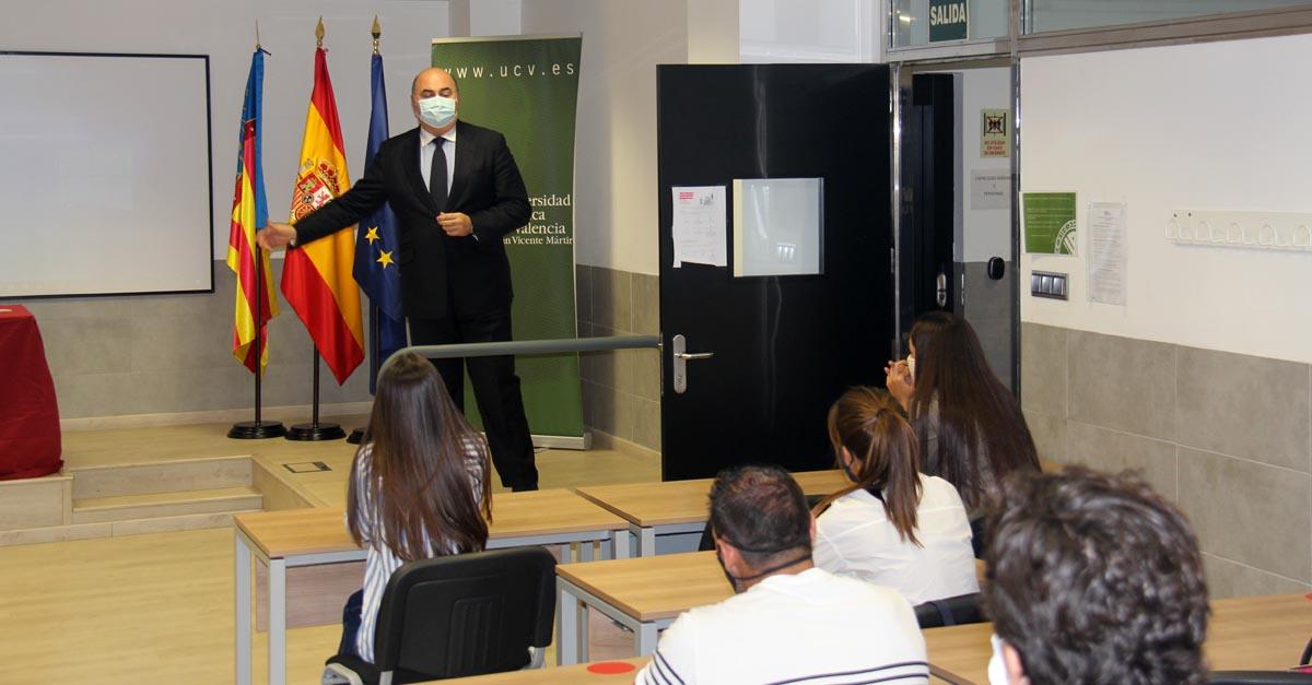 Grupo Alonso fomenta la formación con el patrocinio del Máster en Derecho Marítimo de la Universidad Católica de Valencia