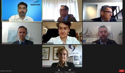 Expertos internacionales reconocen a Valenciaport como referente en la gestión de datos