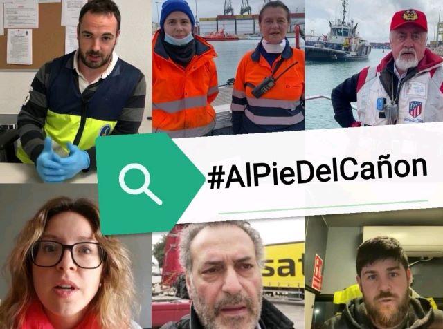 Naciones Unidas resalta el papel del Puerto de Valencia en la gestión de la actividad logística para hacer frente a la COVID-19