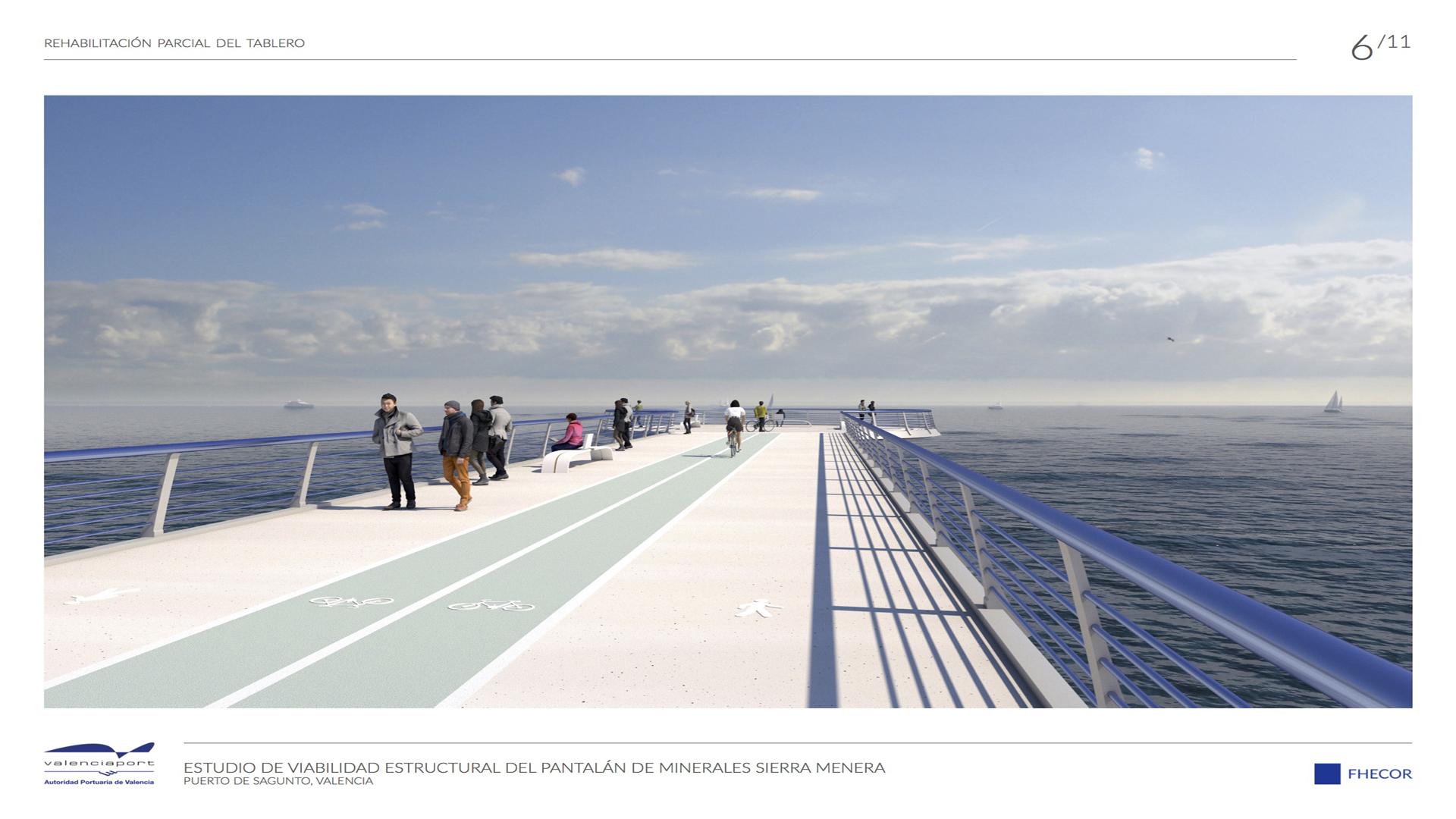 La Autoridad Portuaria de Valencia selecciona la oferta de Balearia para construir la nueva terminal de pasajeros