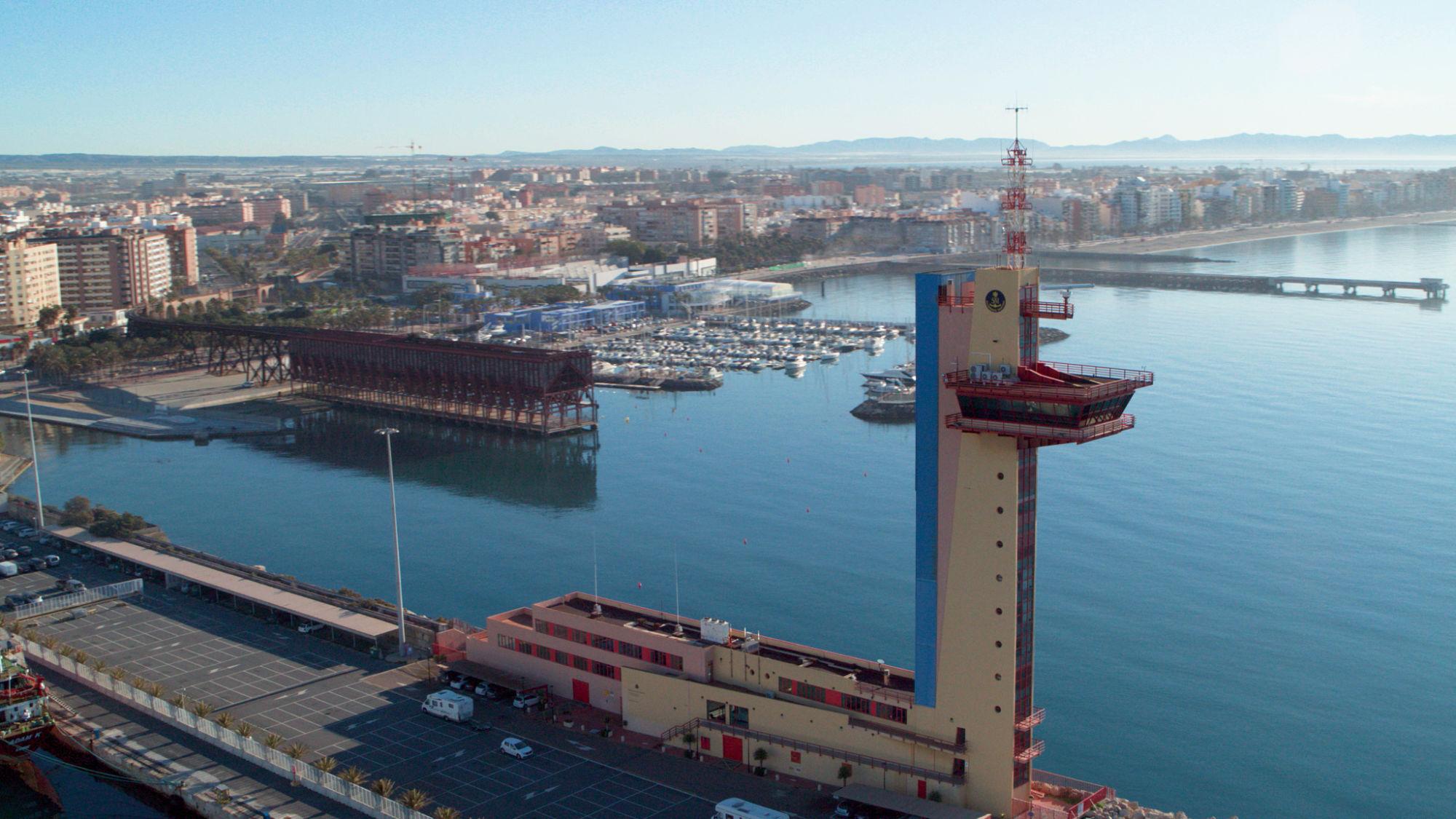 Una UTE redactará el proyecto del Muelle de Levante y Las Almadrabillas del puerto de Almería