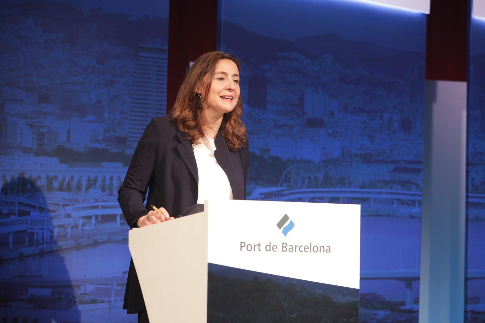 El Puerto de Barcelona prevé aumentar a 70.000 millones el valor de la mercancía en comercio exterior