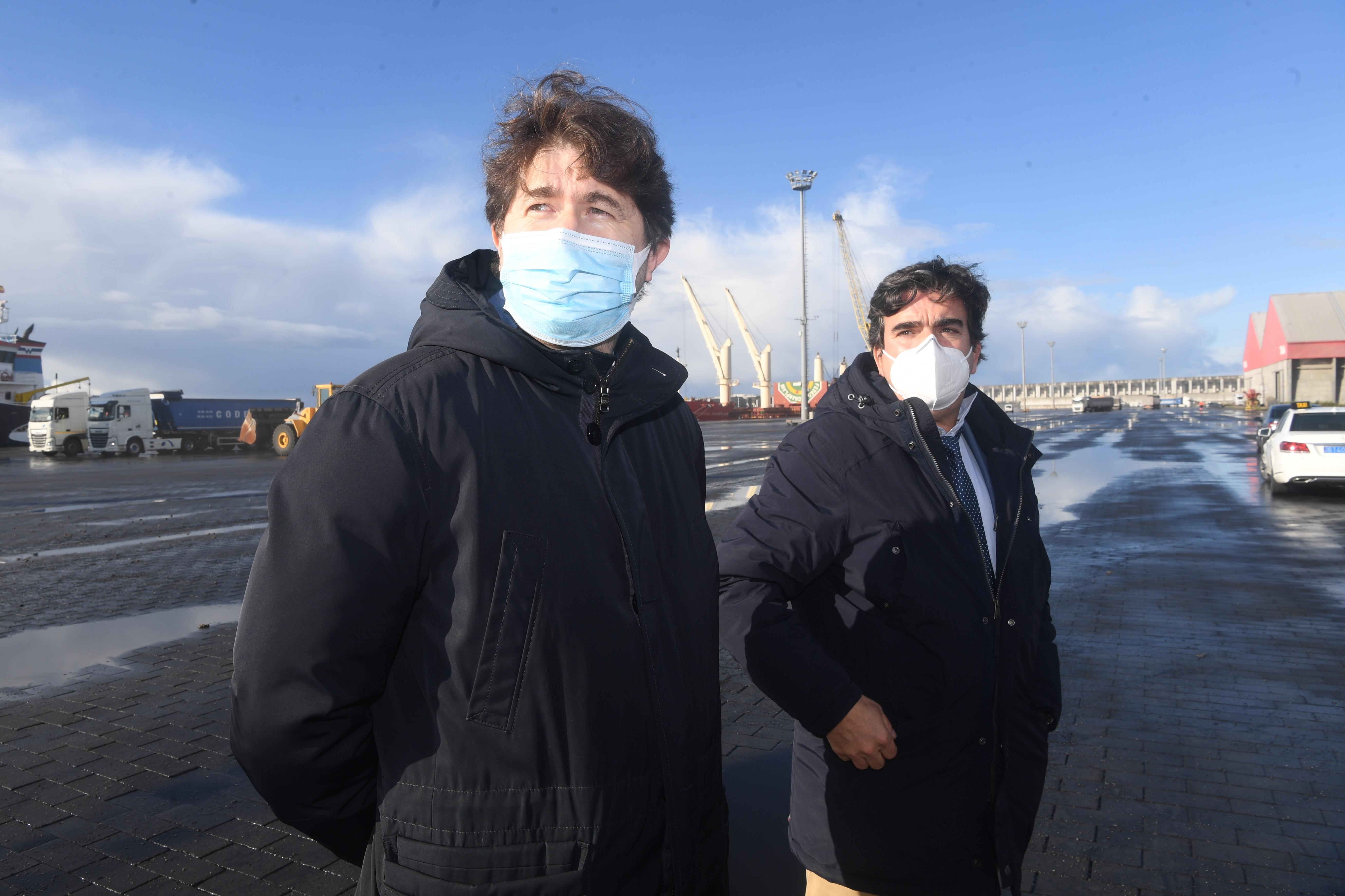 Galigrain duplicará sus instalaciones en el puerto exterior de La Coruña
