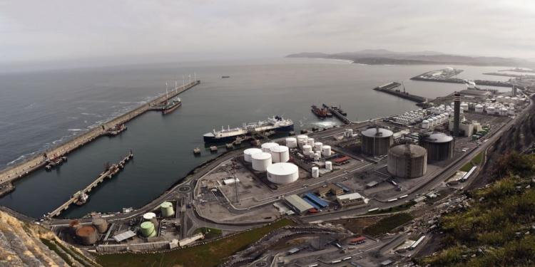 El Puerto de Bilbao se convierte en eje central del Corredor Vasco del Hidrógeno