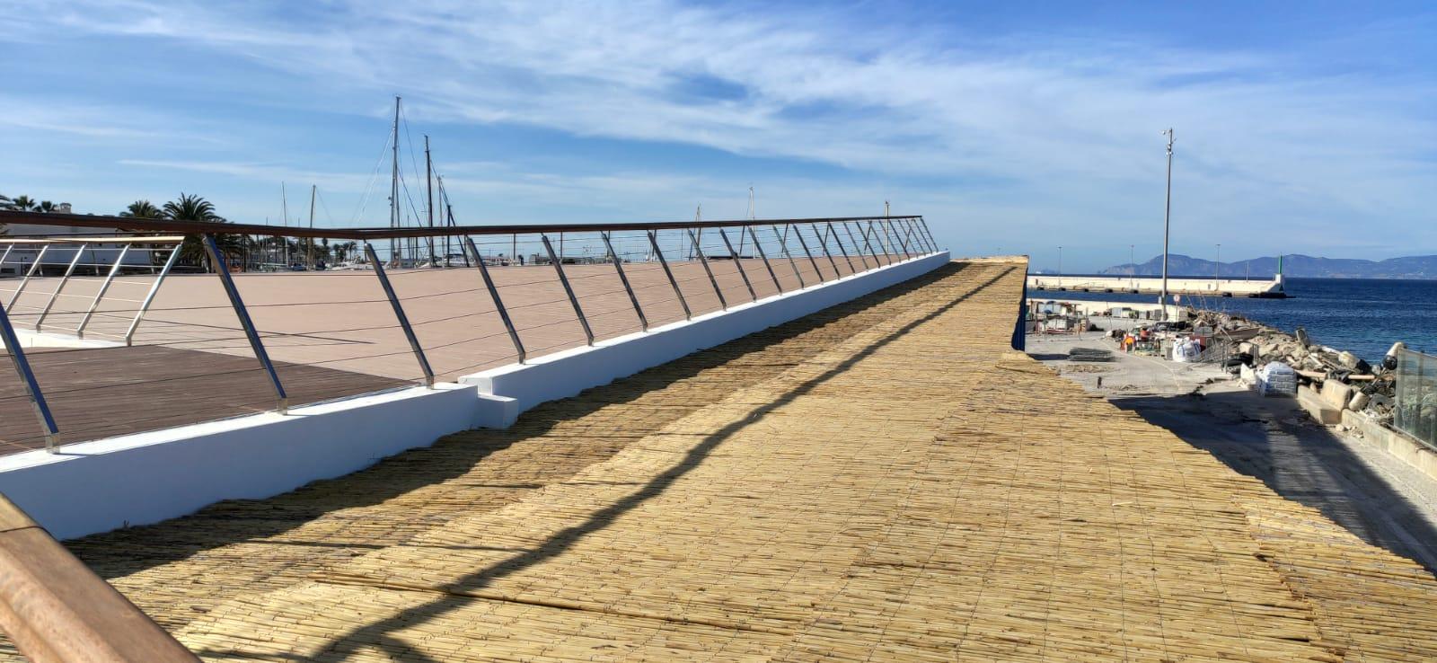 La Cofradía de Pescadores de Formentera cuenta con un nuevo edificio en el puerto de La Savina